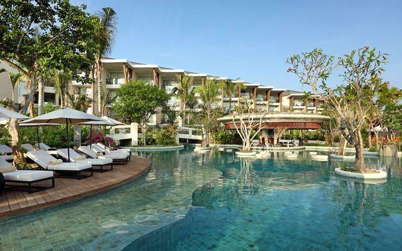 Combin� Element by Westin Ubud et Sofitel Bali Nusa Dua Beach avec ou sans The ...