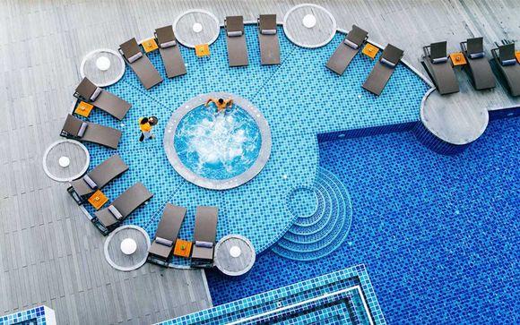 Poussez les portes de l'hôtel The Yama Phuket 4* (ou similaire)