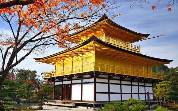 Zoom sur votre programme avec extension à Kyoto