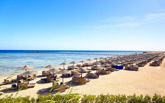 Three Corners Fayrouz Resort 5* avec croisière Rêverie du Nil possible