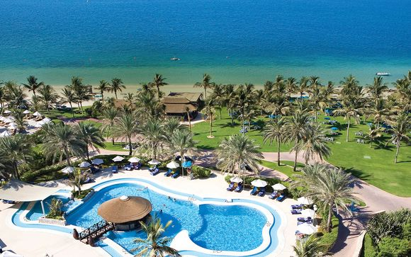 Ôclub Premium Jebel Ali Beach Resort 5*