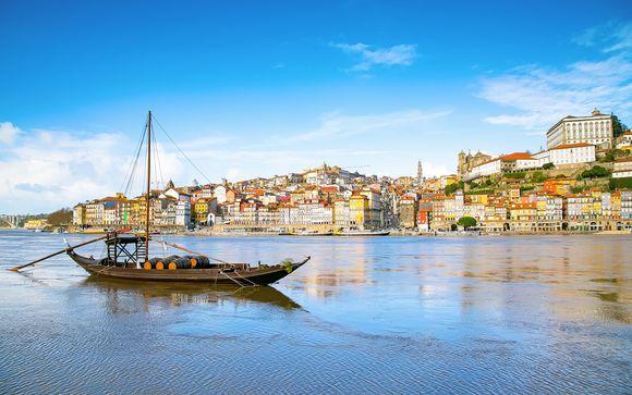 Combiné Porto et Lisbonne en train 5 ou 6 jours
