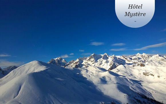 Glisse et tout inclus dans les Alpes du Sud