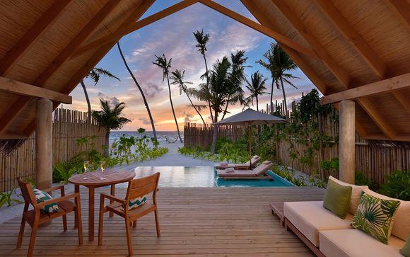 Hôtel Fushifaru Maldives 5*