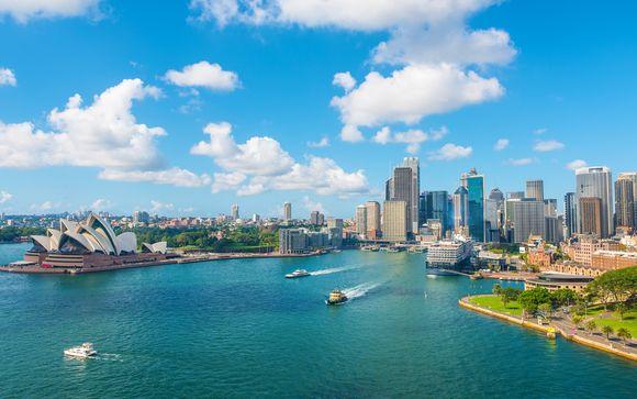 Autotour Australie avec Etihad Airways