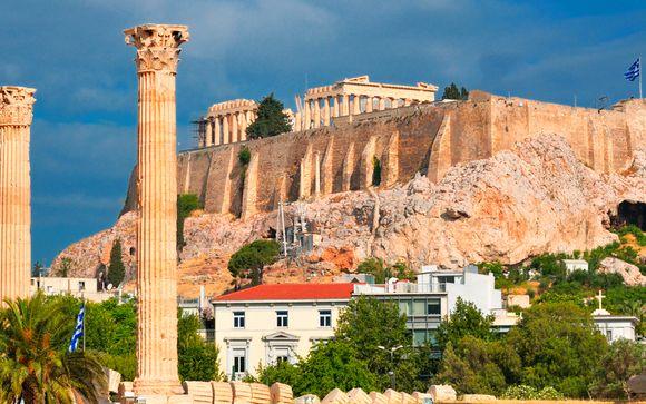 Autotour Grèce Antique : le programme