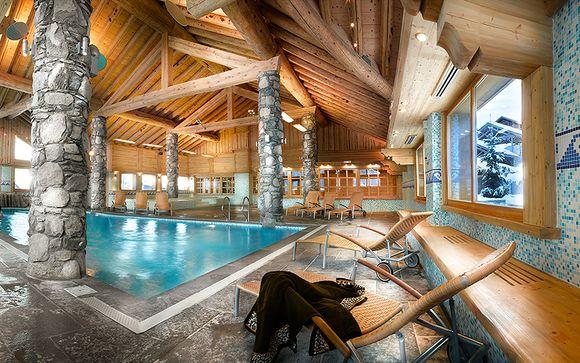 Votre résidence & Spa 4* en Savoie