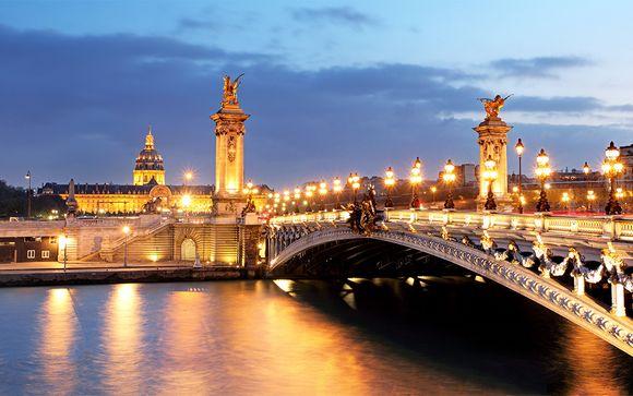 Virée chic dans le luxe parisien - Paris -
