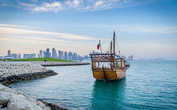 Vos excursions pour plus d'évasion à Doha