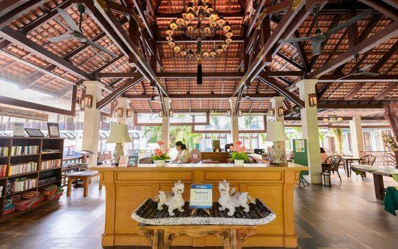 Poussez les portes de l'hôtel Khaolak Oriental Resort 4*