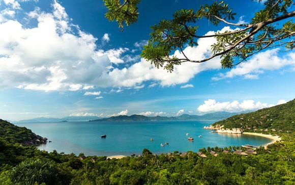 Combiné 5* Sofitel Legend Metropole, Paradise Luxury Ship et Six Senses Ninh Van Bay