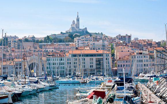 Marseille CityPass et hôtel Radisson Blu Vieux Port 4*