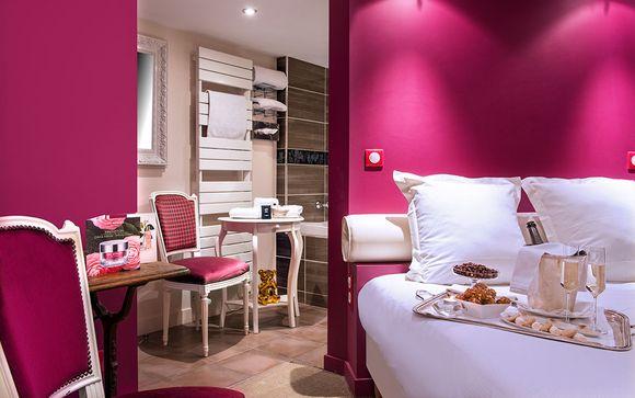 Poussez les portes du Frédéric Carrion Hotel Spa Restaurant 4*