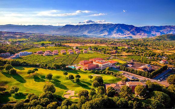 Nature, confort et golf en toute sérénité