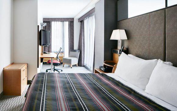Poussez les portes de l'hôtel The Jewel facing Rockefeller Center 4*