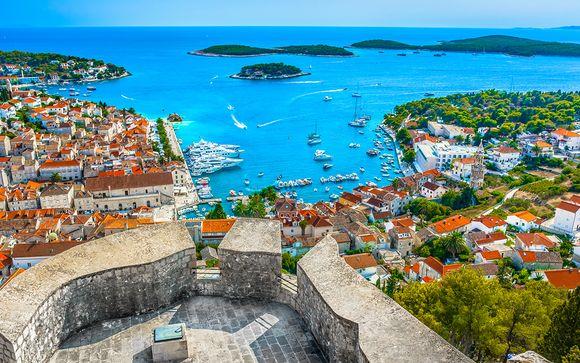 À la découverte des côtes croates en goélette
