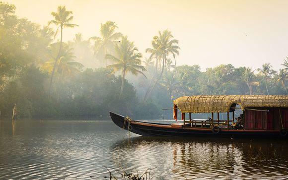 Circuit du Rajasthan au Kerala