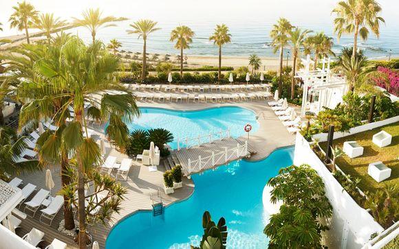 Poussez les portes de l'hôtel Puente Romano Beach Resort & Spa 5*