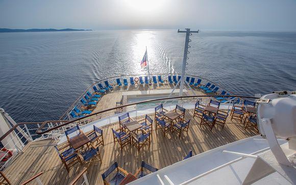 Croisière Club Med 2 - Baléares et côtes espagnoles en octobre