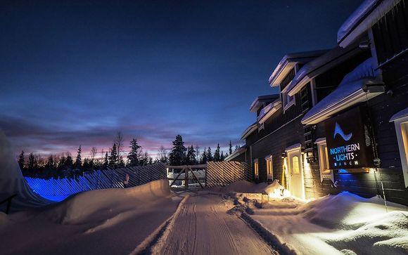Poussez les portes de votre Northern Lights Ranch