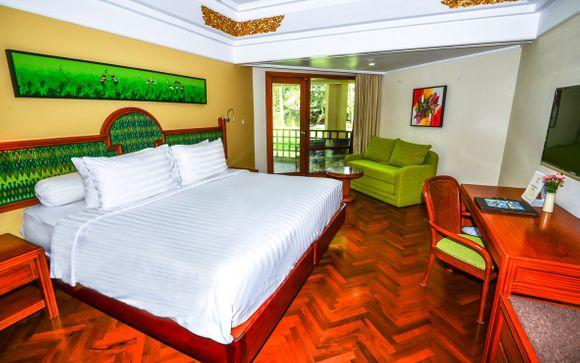 Poussez les portes de l'hôtel Prama Sanur 4* à Sanur