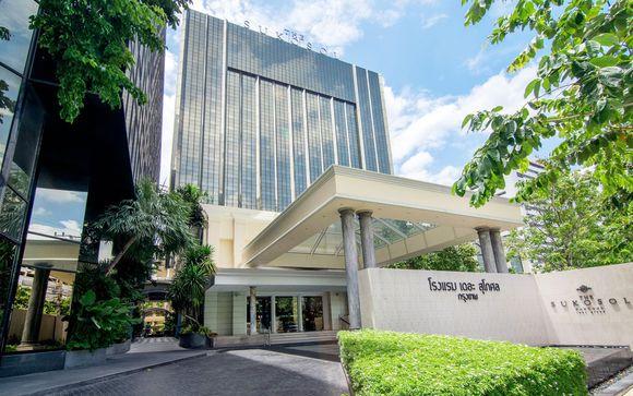 Votre pré-extension à l'hôtel The Sukosol Bangkok 5*