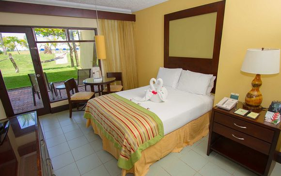 Fin de séjour balnéaire à l'hôtel Doubletree Resort by Hilton Central Pacific 4*