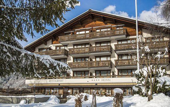 Poussez les portes du Sunstar Boutique Hôtel Klosters 4*