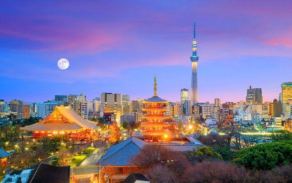 Circuit Le Japon de villes en îles - 7, 9, 11 ou 14 nuits