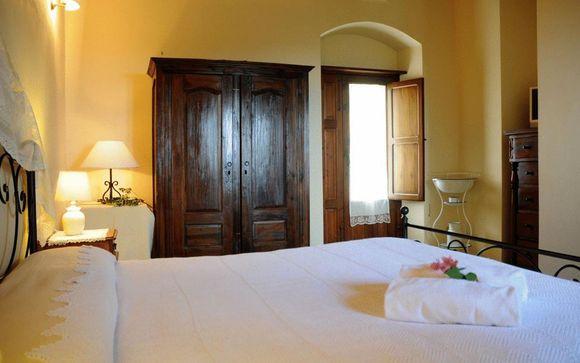 Poussez les portes de votre Torre Don Virgilio 4*
