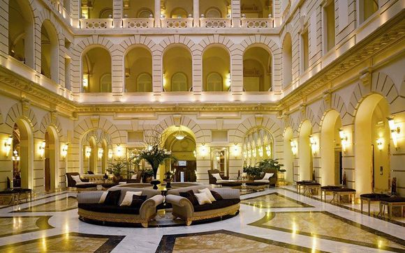 Boscolo Budapest, Autograph Collection 5*