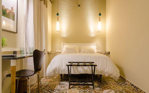 Poussez les portes de votre boutique-hôtel La Luna en el Alba