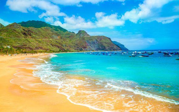 Rendez-vous... à Tenerife