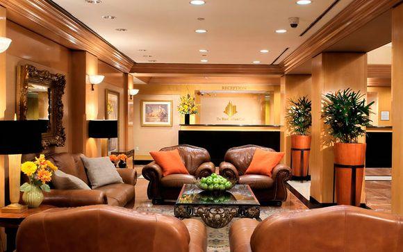 Votre extension à l'hôtel Manhattan Club 4*