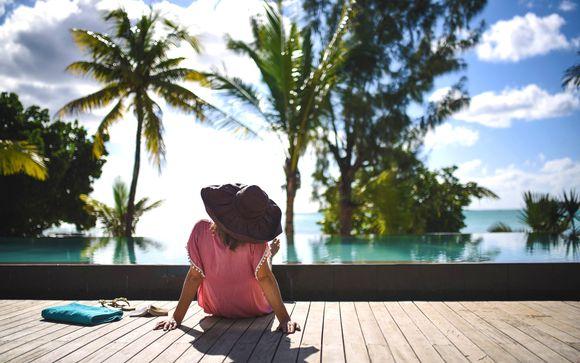Cocon de charme atypique vue mer