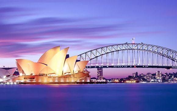Mettez une option sur l'évasion à Sydney