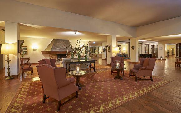 Poussez les portes du Penina Hôtel & Golf Resort 5*