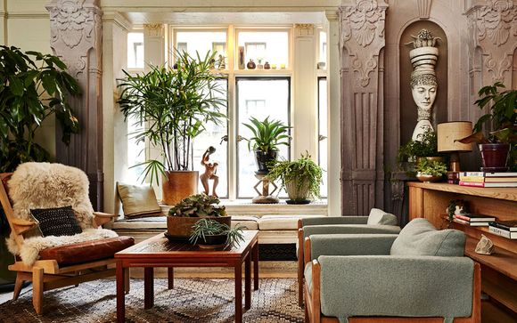 Votre pré-extension à l'hôtel Freehand New York 4*