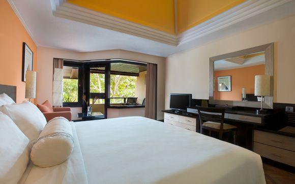 Poussez les portes de l'hôtel Royal Beach à Seminyak 5*