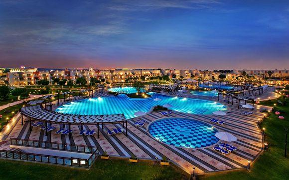Hôtel Sunrise Crystal Bay Resort 5* ou combiné croisière Rêverie du Nil
