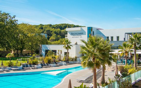 Beachcomber French Riviera 4*