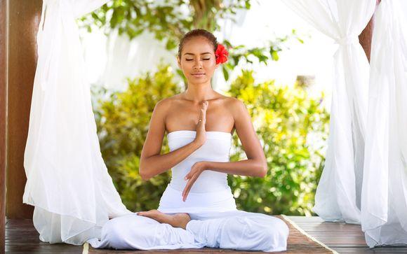 Découverte des traditions... Massages et Yoga
