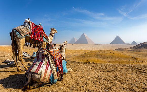 Croisière Gloire des Pharaons et extension au Caire 5*