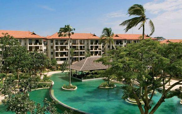 Poussez les portes de l'hôtel Novotel 5* à Nusa Dua