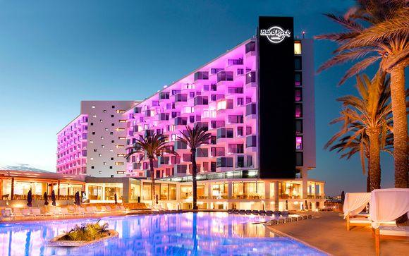 Hôtel Hard Rock Ibiza 5*