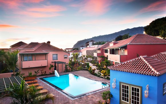 Poussez les portes de l'Hôtel Hacienda de Abajo 4*
