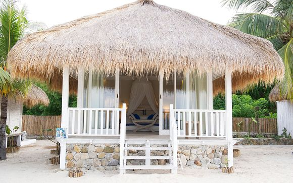 Votre extension possible à l'hôtel Seraya Resort Komodo Flores
