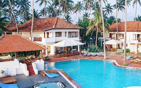 Votre extension à l'hôtel Dickwella Beach Resort à Dickwella
