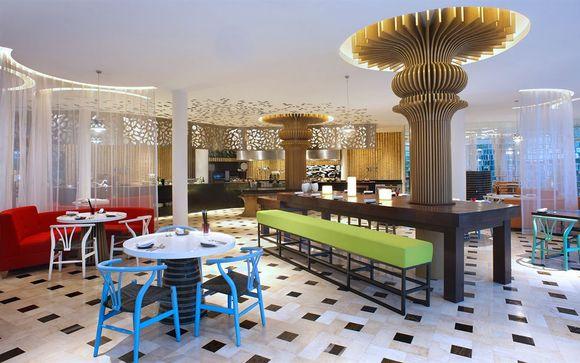 Poussez les portes de l'hôtel Hôtel Méridien Bali Jimbaran 5*