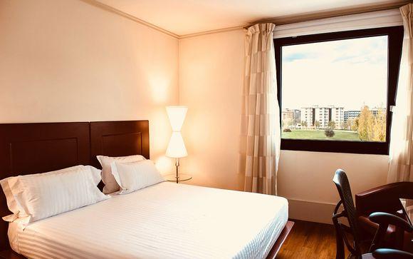 Poussez les portes de votre hôtel Hilton Garden Inn Novoli 4*
